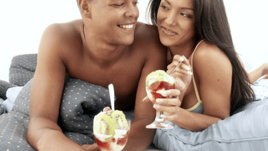Top 7 Foods That Make Married Men go crazy In the Bedroom