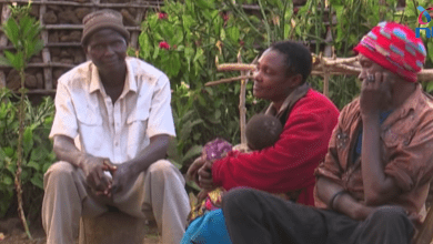 Meet Rael Mukeku the 35-year old woman who is happily married to two men