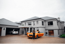 Top 10 South African Celebrity Houses