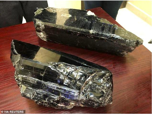 Tanzanian miner Saniniu Laizer who found gemstones worth $3.35m, has found another stone worth $2m