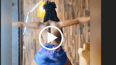 Video of Bontle Modiselle dancing topless leaves Mzansi men