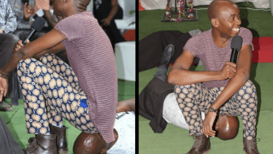 Meet Pastor Christ Penelope who farts on congregants to show 'God's power'