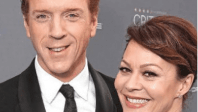 Homeland Actor Damian Lewis reveals his wife actress Helen McCrory has died of cancer at 52