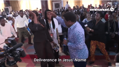 "YouTube and Facebook suspends TB Joshua's channel after sharing video casting out ""the demon of homosexuality"