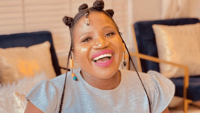 Makhadzi Leaves South Africans In Tears after releasing a song dedicated to the 15-year-old teenager Lufuno