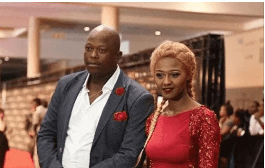 Babes Wodumo weds Mampintsha