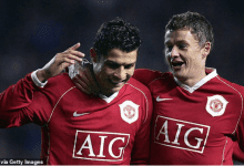 Manchester United contact with Cristiano Ronaldo on possible transfer