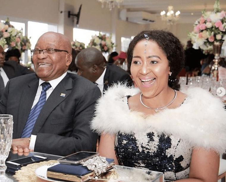 Meet Former president Jacob Zuma's 5 wives